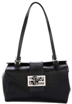 Fendi Smooth Leather Shoulder Bag