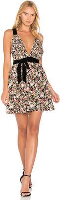 MAJORELLE April Dress in Black $188 thestylecure.com