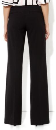 New York & Co. 7th Avenue City Double Stretch Wide Leg Pant - Tall