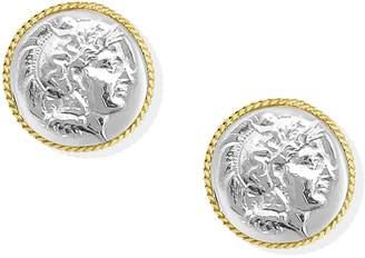 Argentovivo (アルジェントヴィボ) - Argento Vivo Coin Clip Earrings