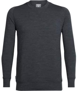 Icebreaker Shifter Long-Sleeve Crewe Sweater - Men's