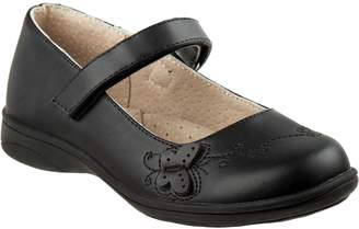 Laura Ashley Butterfly School Shoe