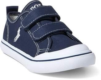 Ralph Lauren Karlen Canvas EZ Sneaker