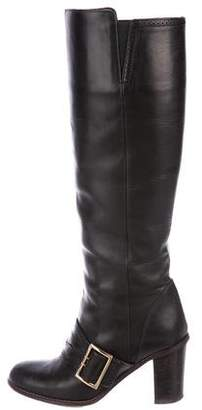 Derek Lam Leather Knee-High Boots