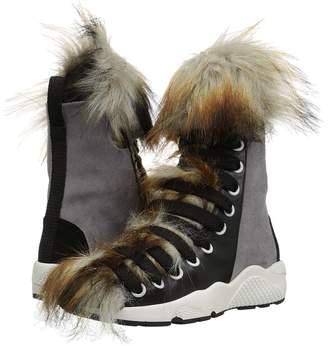 NO KA 'OI NO KA'OI - Kane Lace-Up Boots