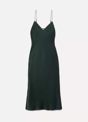 CAMI NYC The Raven Silk-charmeuse Midi Dress