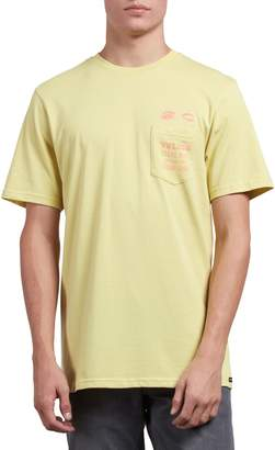 Volcom Luxxxury Graphic Pocket T-Shirt