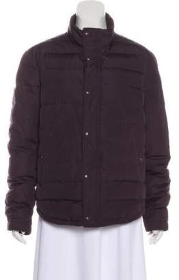 Vince Quilted Puffer Jacket
