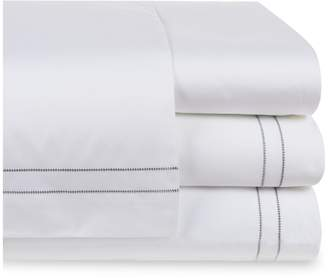 Vera Wang Four-Piece Cotton Sateen Sheet Set