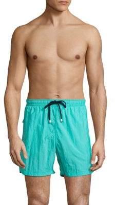 Saks Fifth Avenue Solid Drawstring Shorts