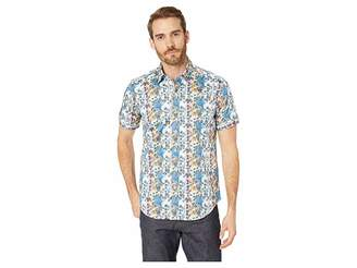 Robert Graham Gaspar Tailored Fit Sports Shirt