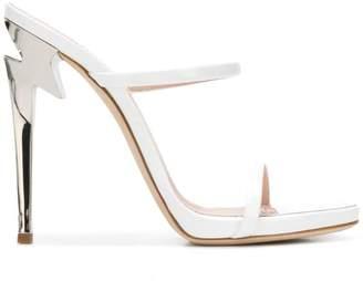 Giuseppe Zanotti Design G-heeled 120 sandals
