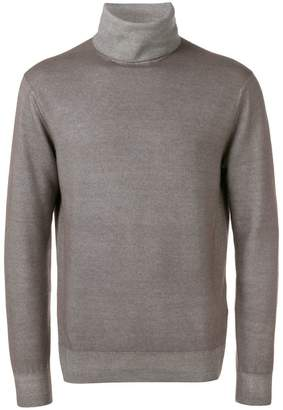 Cruciani cashmere turtleneck top
