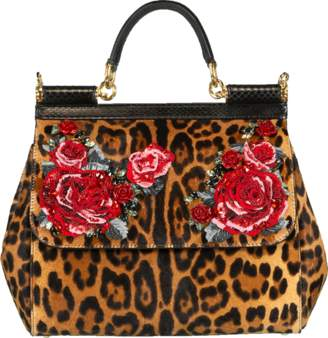 Dolce And Gabbana Top Handle Bags - ShopStyle 020d995a23