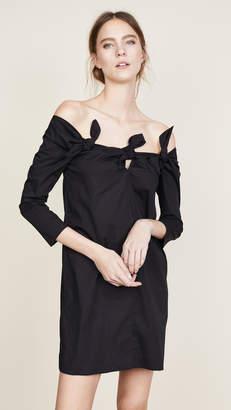 Isa Arfen 3 Knot Mini Dress