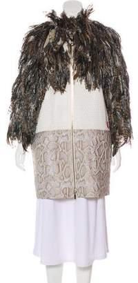 Moncler Gamme Rouge Roberta Short Coat