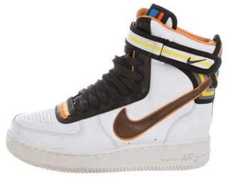 Nike Riccardo Tisci x Force One Hi Sneakers