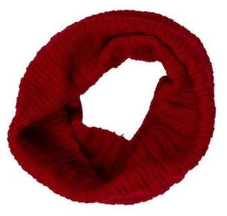 Christian Dior Knit Infinity Scarf