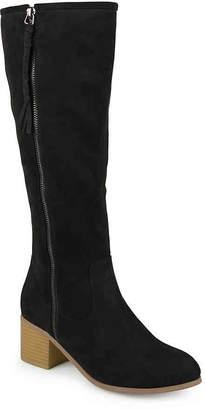 Journee Collection Sanora Wide Calf Boot - Women's