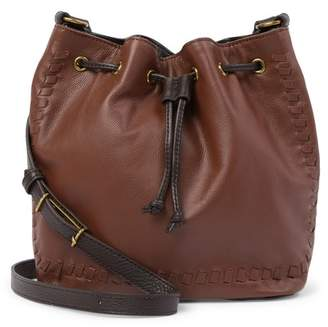 The Sak COLLECTIVE Gigi Drawstring Leather Shoulder Bag