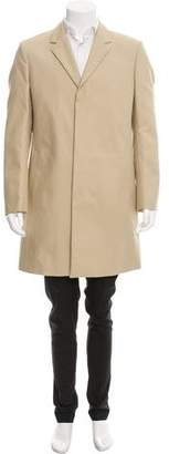 Jeffrey Rüdes Notch Lapel Duster Coat w/ Tags