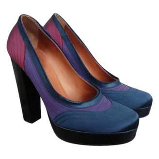 Lanvin Multicolour Leather Heels