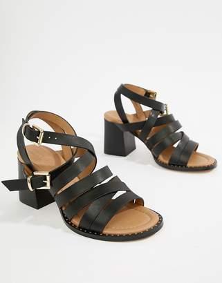Asos DESIGN Terri Strappy Heeled Sandals