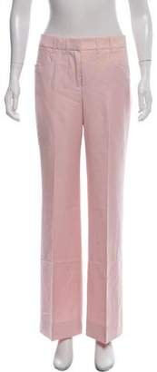 Chloé High-Rise Wide-Leg Pants