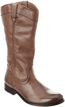 Frye Melissa Pull On Tall Leather Boot