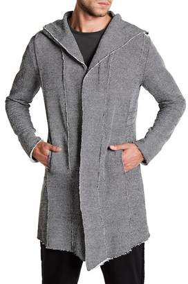Ron Tomson Longline Hooded Cardigan
