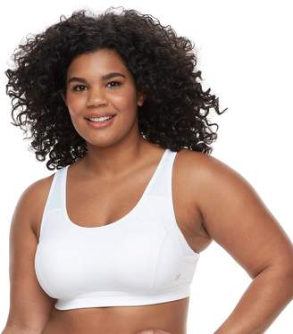Tek Gear Plus Size Medium-Impact Sports Bra