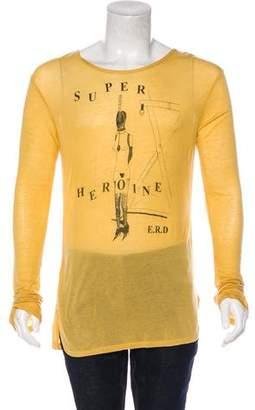 Enfants Riches Deprimes Super Heroine T-Shirt w/ Tags