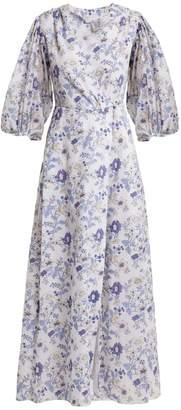 Thierry Colson Phoebe cotton maxi dress
