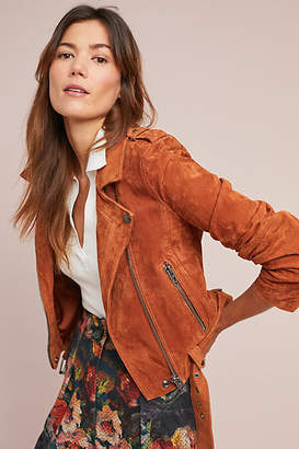 Blank NYC BLANKNYC Valentine Leather Moto Jacket