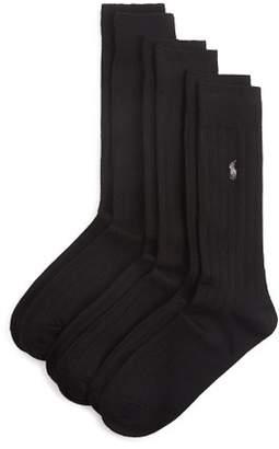 Polo Ralph Lauren Wide Rib Socks