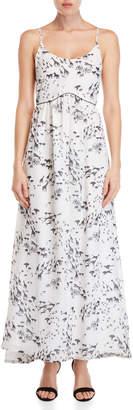 Yumi Giraffe Maxi Dress