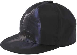 Givenchy Shark Nylon Cordura Baseball Hat