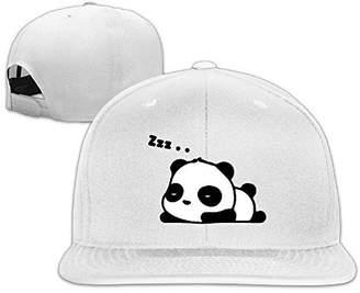 bf22f769419a8 CHAMYAHAT Classic Cute Sleeping Panda Baseball Hat Men women Adjustable