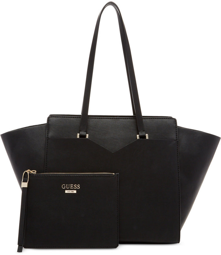 GUESS Bryanna Privy X-Large Tote with Pouch, A Macy's Exclusive Style