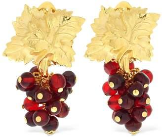 Simona Peracas Statement Earrings
