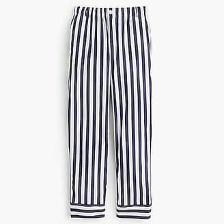 J.Crew Thomas Mason® for cropped striped pant