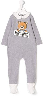 Moschino Kids Teddy bear pyjama
