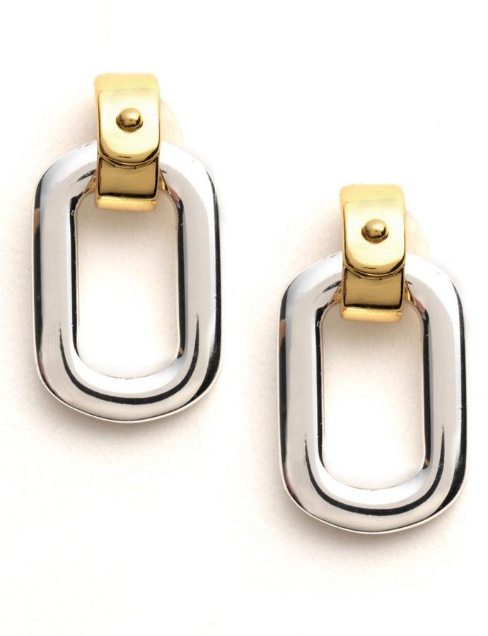 Lauren Ralph Lauren Link Drop Earrings