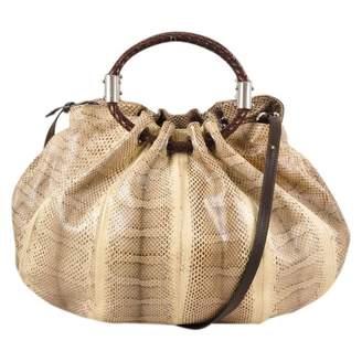 Michael Kors Brown Exotic leathers Handbags