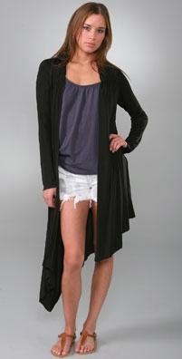 Nightcap Clothing Nightcap by Carisa Rene Cape Cardigan