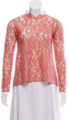 Alexis Eyelet Lace Top
