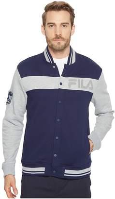 Fila Locker Room Varsity Jacket Men's Coat