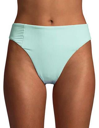 Vitamin A Sienna High Waist Bikini Bottom
