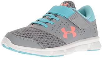 Under Armour Men's Pre School Rave Adjustable Closure Sneaker