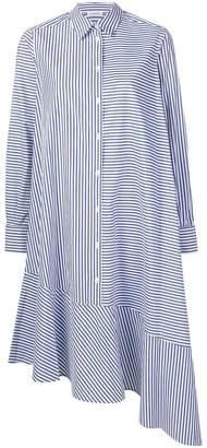 P.A.R.O.S.H. asymmetric shirt dress